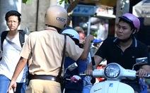 Dân tố nhiều vụ lùm xùm, cảnh sát giao thông nói vô can