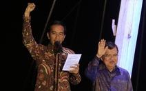 Tân tổng thống Indonesia kêu gọi đoàn kết dân tộc
