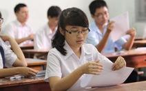 Hà Nội không được tổ chức thi phân ban học sinh lớp 10