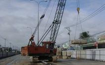 Khởi công xây dựng cầu vượt trên quốc lộ 1