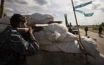 Ukraine huy động thêm quân dự bị chống ly khai