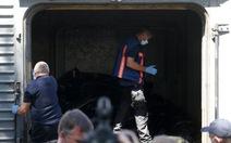 Phải mất hàng tháng để nhận dạng thi thể hành khách MH17