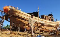 Tàu gỗ vẫn có ưu thế