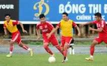 Đội Đồng Nai tích cực chuẩn bị cho trận gặp Đà Nẵng