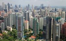 Thị trường nhà đất Singapore giảm mạnh do chính sách kiềm chế