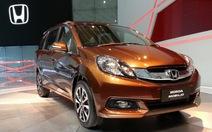 Honda bán xe đa dụng tại Ấn Độ giá 233 triệu đồng