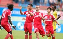 Lãnh đạo CLB B.Bình Dương nhắc nhở đội bóng
