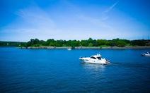 """Du thuyền """"xuyên biên giới"""" trên sông Saint Lawrence"""