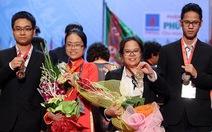 Olympic Hóa học quốc tế: Việt Nam có 2 HCV