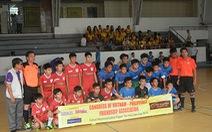 Chuyến đi vui vẻ tại Philippines của đội futsal trẻ em có hoàn cảnh đặc biệt VN