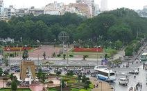 Bứng, đốn thêm 57 cây xanh để xây nhà ga trung tâm Bến Thành