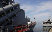 Hải quân đủ sức đánh bại các cuộc tiến công trên biển