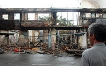 Trang thiết bị chữa cháy ở TP Buôn Ma Thuột quá yếu kém