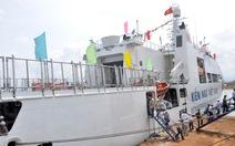 Cấp đại liên, trung liên, súng 14,5 mm cho tàu Kiểm ngư