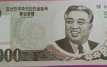 Triều Tiên phát hành tiền 5.000 won mới