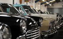 Jaguar mua bộ xe cổ lớn nhất nước Anh giá 170 triệu USD