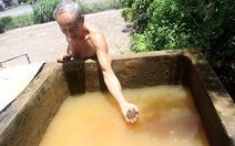 Nước hợp vệ sinh, tìm đâu ra?