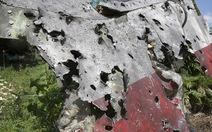 MH17 có thể trúng đạn từ máy bay chiến đấu Ukraine?