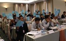 Tranh cãi gay gắt tại đại hội cổ đông ĐH Hoa Sen
