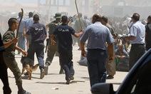 """Ở Libya, """"nhà nào cũng có vũ khí"""""""