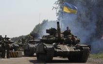 Quân ly khai lại bắn rơi chiến đấu cơ Ukraine
