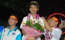 Học trò miền Tây giành vòng nguyệt quế Olympia 2014