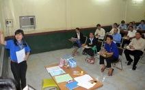 Lớp tiếng Việt cho cán bộ, công chức Lào ở Chămpasak