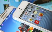 """Apple và Samsung """"đình chiến"""" bên ngoài thị trường Mỹ"""