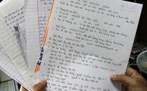 Những lá thư khắc khoải của tân sinh viên