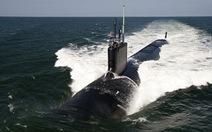 """Nga """"đuổi"""" tàu ngầm Mỹ ra khỏi lãnh hải"""