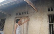 Doanh nghiệp nổ mìn khai thác đá làm nứt nhà dân