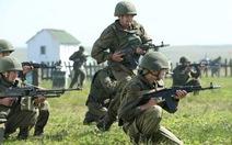1.000 binh sĩNga tập trận trên đảo tranh chấp với Nhật