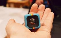 Lộ diện Polaroid Cube, đối thủ GoPro