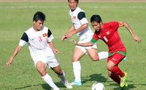 19g15 hôm nay (15-8): U-19 VN gặp U-21 Brunei