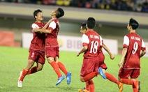 U-19 VN hòa U-21 Brunei tiếc nuối
