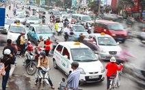HN cấm taxi ngoại tỉnhkinh doanh tại thủ đô