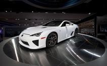"""Siêu"" xe Lexus LFA 375.000 USD trở lại"