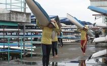 Khổ thân đội tuyển rowing Việt Nam