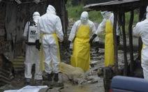 17 bệnh nhân Ebola ở Liberia bỏ trốn