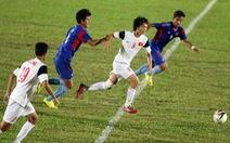 Xem U-19 VN thi đấu với giá vé  cao nhất là 100.000 đồng