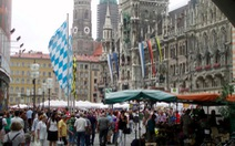 Munich không chỉ có lễ hội bia