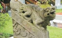 Khuyến khích dùng linh vật thuần Việt ở di tích