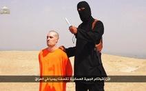 Công bố bức thư IS gửi gia đình nhà báo Foley