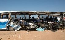 Ai Cập: xe du lịch tông nhau, 30 người chết