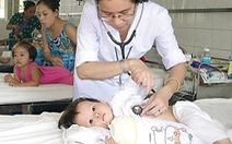 Cách chăm sóc trẻ bị viêm đường hô hấp cấp tính