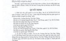 Ngưng vụ kiện ĐH Tôn Đức Thắng - GS Nguyễn Đăng Hưng