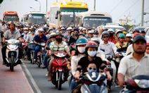 Phí bảo trì đường bộ xe môtô thu tùy đối tượng