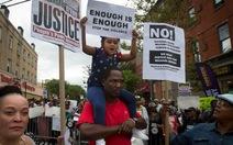 Dân New York biểu tình phản đối cảnh sát giếtngười da đen