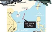 Máy bay Trung Quốc chặn đường máy bay Mỹ
