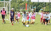 Bài học phát triển bóng đá học đường ở Nhật